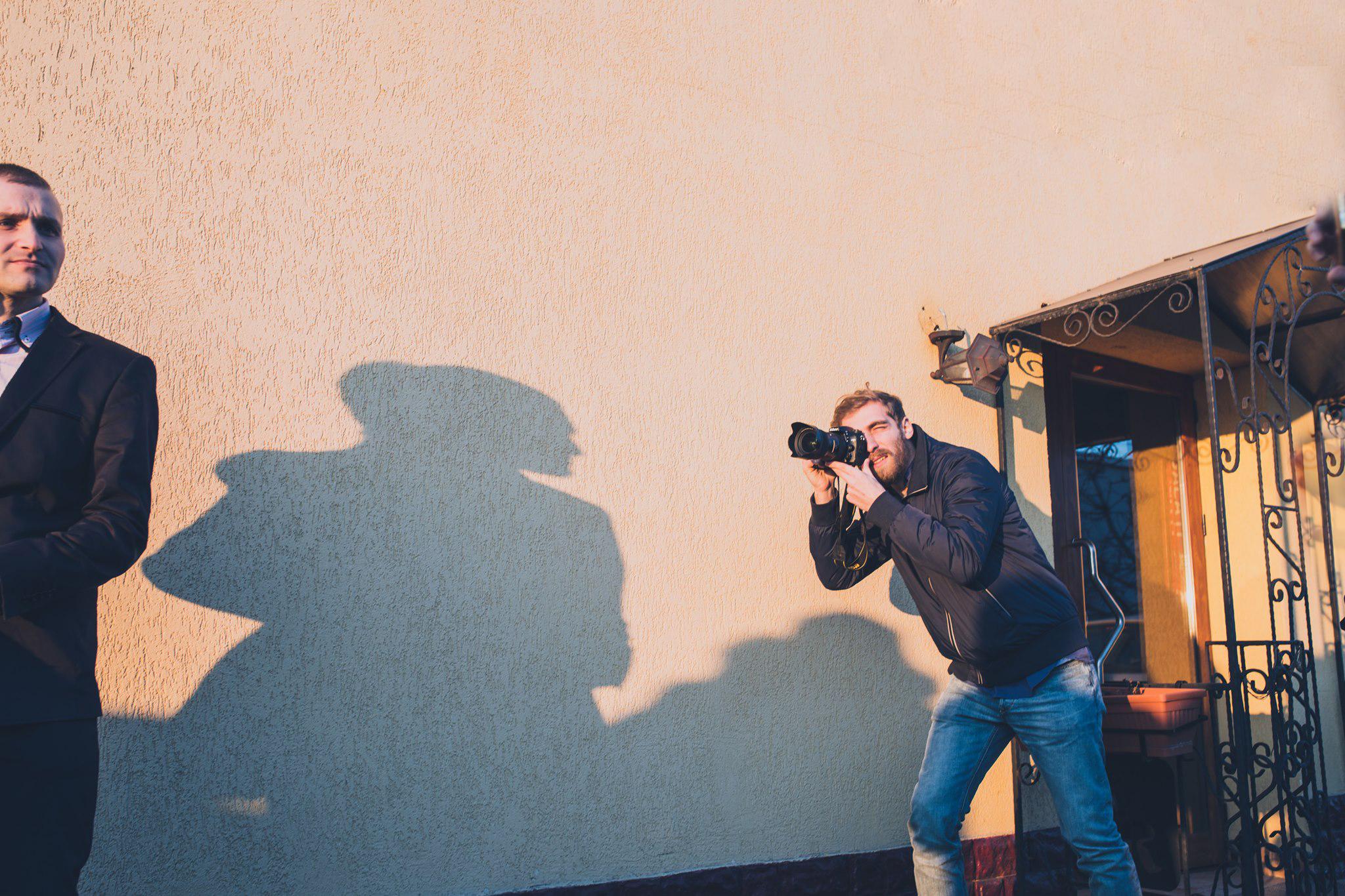 fotograf evenimente in timpul actiunii